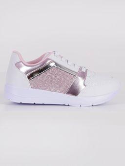 Tenis-Infantil-Para-Menina---Branco-rosa
