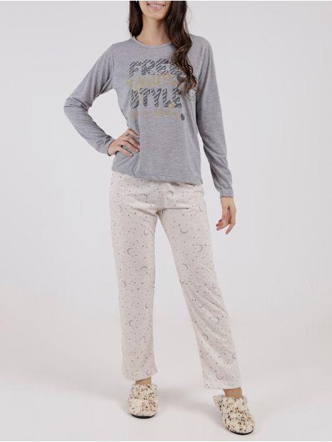 139381-pijama-adulto-feminino-estrela-e-luar-mescla2