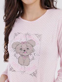 Pijama-Longo-Feminino-Rosa