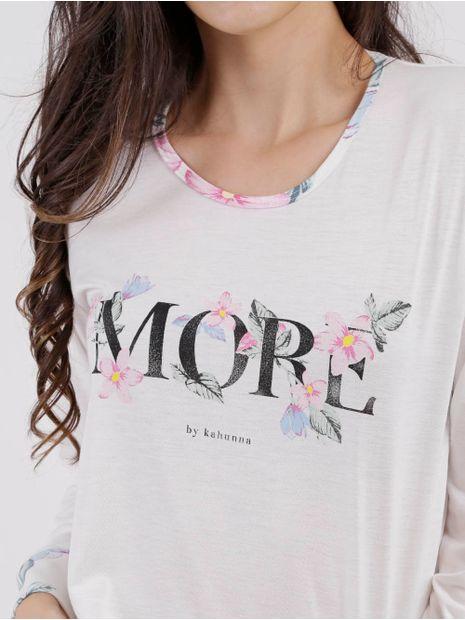 Pijama-Longo-Feminino-Branco-multicolorido