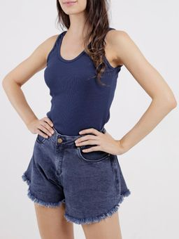 Blusa-Regata-Feminina-Azul-Marinho