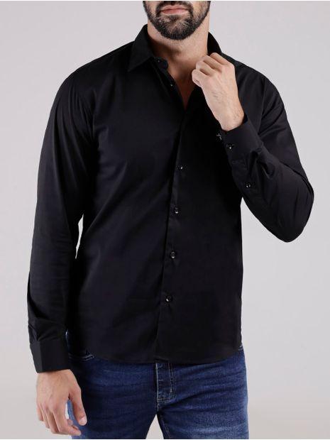 Camisa-Manga-Longa-Masculina-Preto