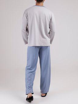 Pijama-Moletom-Masculino-Cinza-azul