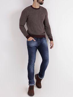 Calca-Jeans-Slim-Masculina-Azul