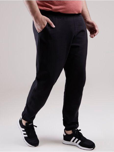 Calca-Jogger-Moletom-Plus-Size-Masculina-Preto