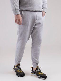 Calca-Jogger-Moletom-Plus-Size-Masculina-Cinza