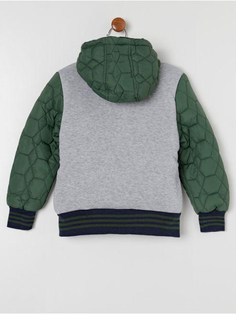 Jaqueta-Infantil-Para-Menino---Cinza-verde