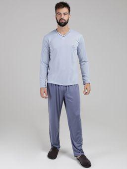 Pijama-Longo-Masculino-Azul