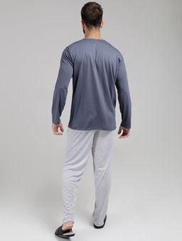 Pijama-Longo-Masculino-Cinza