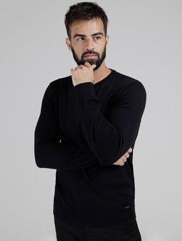 Sueter-Basico-Tricot-Masculino-Preto