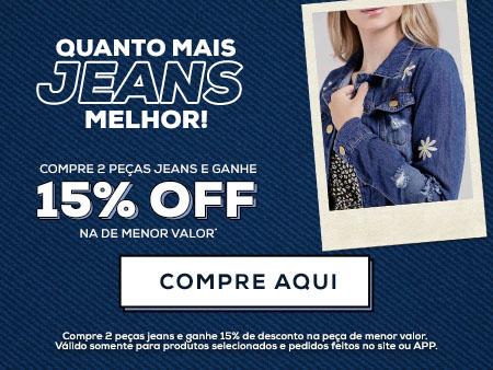 M Dia do Beijo / Combo Jeans