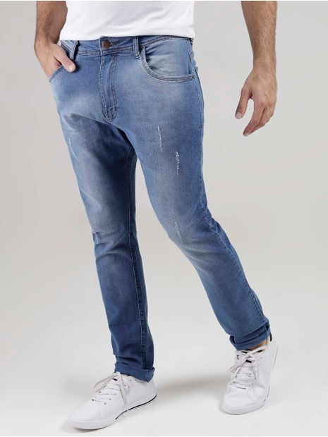 Calca-Jeans-Skinny-Vilejack-Masculina-Azul
