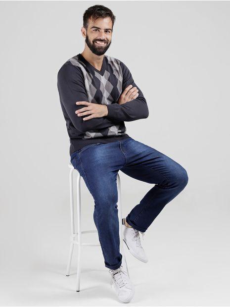Calca-Jeans-Skinny-Vilejack-Masculina-Azul-