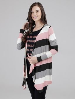 Quimono-Listrado-Feminino-Preto-cinza-rose