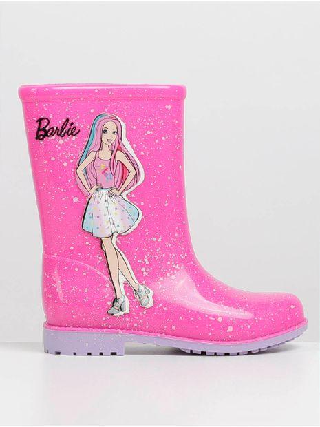 141192-bota-de-pvc-infanto-juv-barbie-rosa-lilas-pompeia3