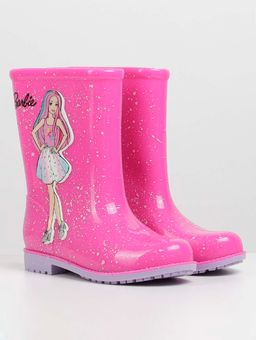 141192-bota-de-pvc-infanto-juv-barbie-rosa-lilas-pompeia2