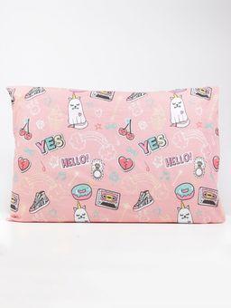 141753-jogo-lencol-solteiro-simples-doce-vida-rosa-claro1