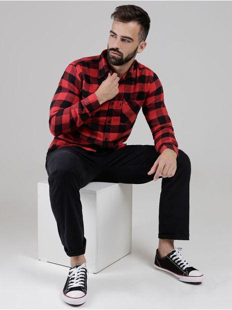 141632-camisa-ml-adulto-amil-vermelho-preto-pompeia3
