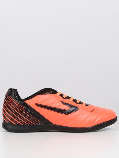 140881-tenis-futsal-adulto-topper-coral-preto4