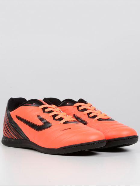 140881-tenis-futsal-adulto-topper-coral-preto1