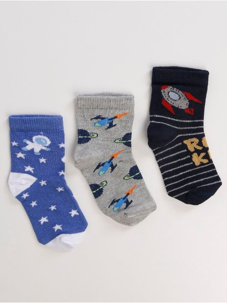 121638-kit-meia-bebe-duck-marinho-cinza-azul