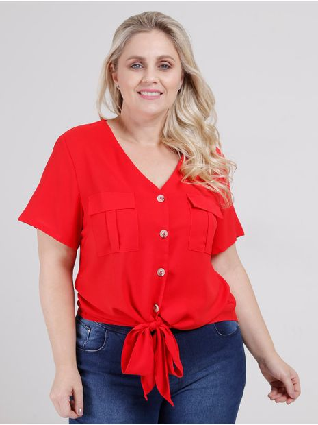 124261-camisa-plus-size-eagle-rock-vermelho1