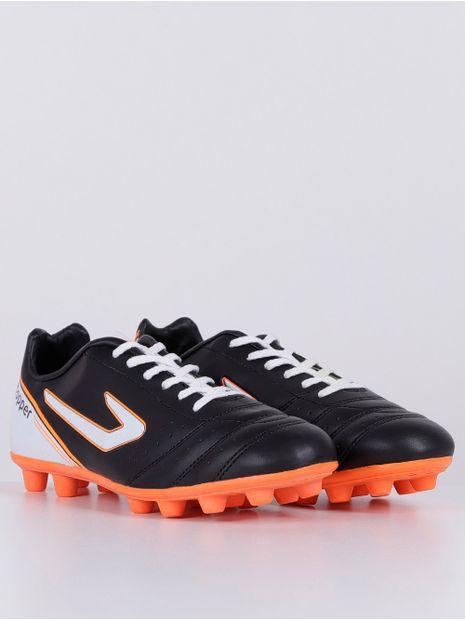 104785-chuteira-topper-preto-branco-laranja-neon-pompeia2