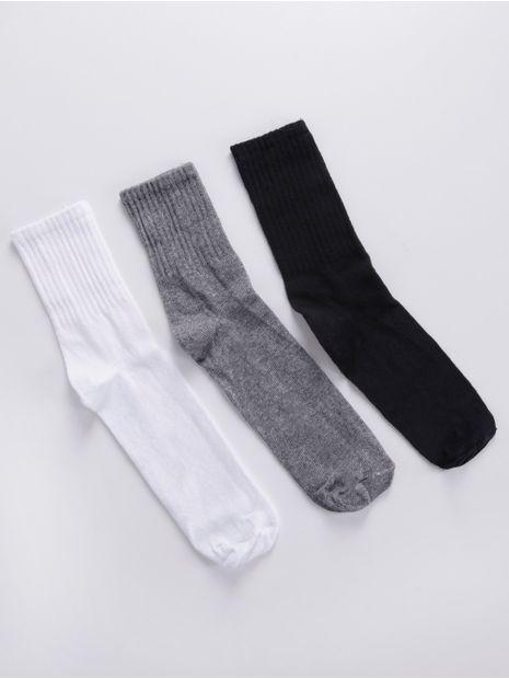 142656-meia-trifil-branco-mescla-preto