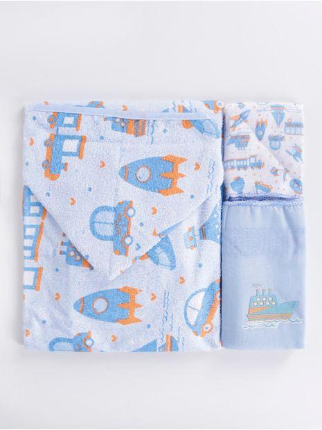 115802-jogo-de-banho-bebe-bercinho-azul