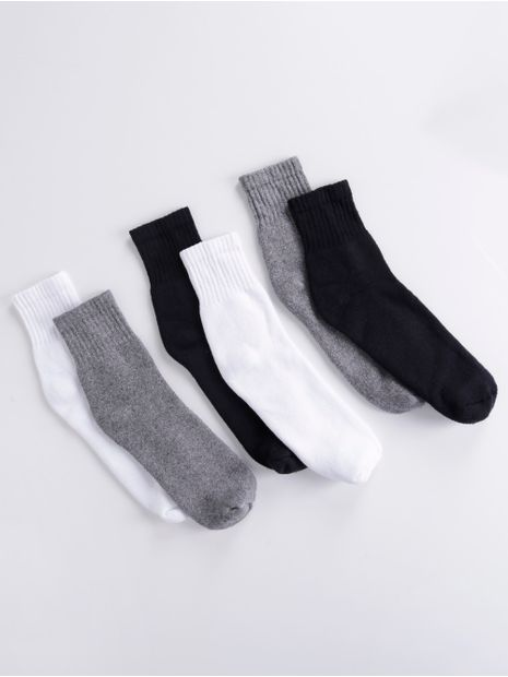 145469-kit-meia-masculino-adulto-trifil-branco-mescla-preto