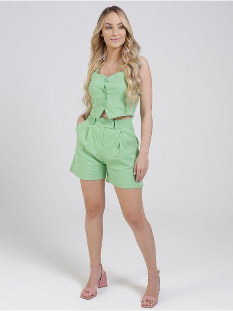 143187-short-autentique-verde