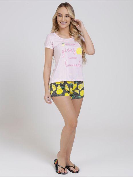 144550-pijama-estrela-luar-neon-rosa