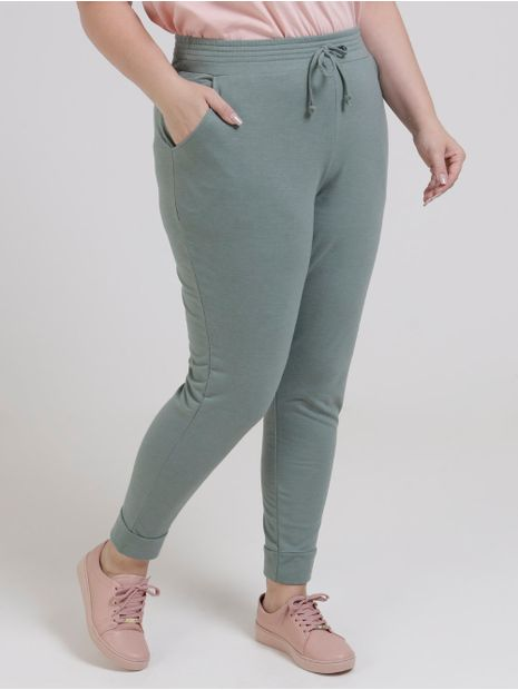 Calca-Moletinho-Plus-Size-Feminina-Verde