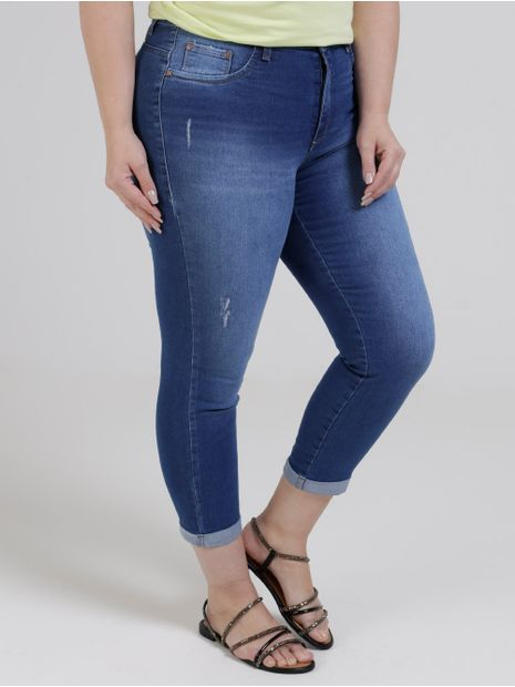 Calca-Jeans-Capri-Mokkai-Plus-Size-Feminina-Azul