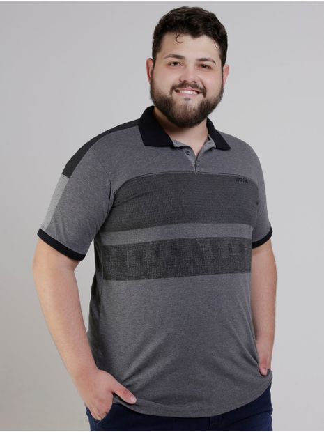 142390-camisa-polo-plus-size-gangster-mescla-escuro-pompeia2