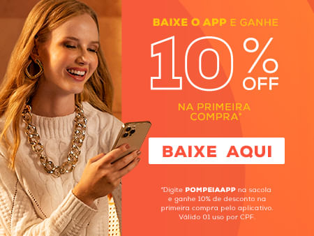 Mobile 10% OFF Primeira compra no APP